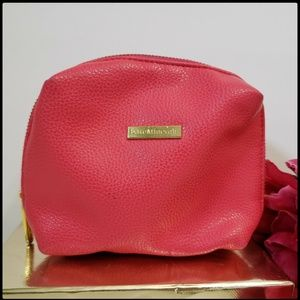 bareMinerals Makeup Bag Cosmetic Makeup Pouch Nwt